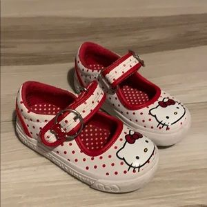 Keds Hello Kitty Mary Jane Sneakers